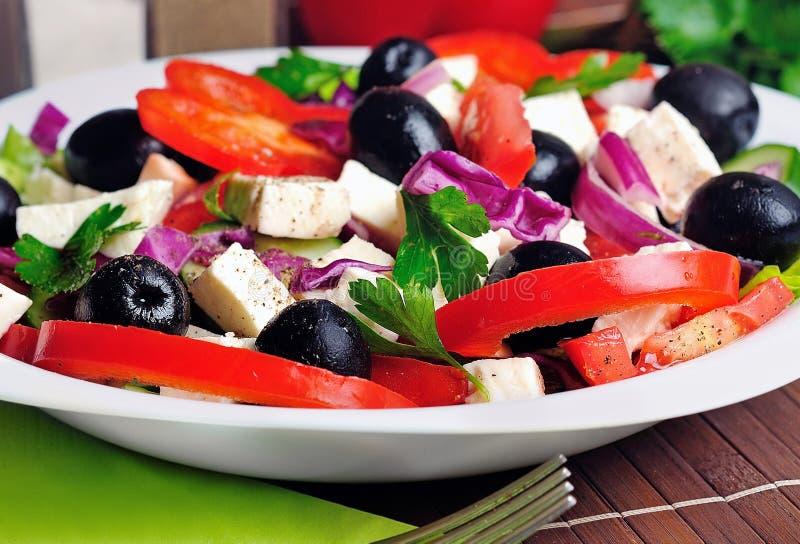 Download Salade végétale photo stock. Image du vert, macro, instruction - 45360296