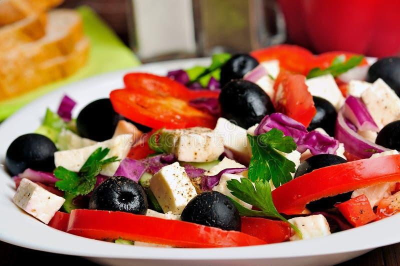 Download Salade végétale image stock. Image du nutrition, dieting - 45360303