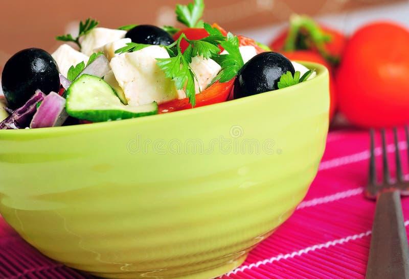Download Salade végétale image stock. Image du fromage, calorie - 45360357