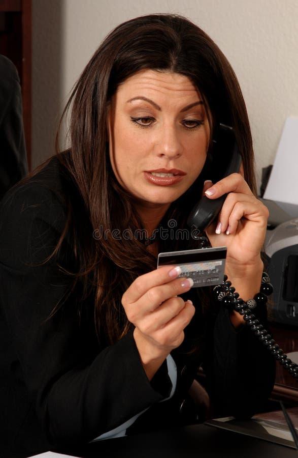 Salaire par Phone image libre de droits