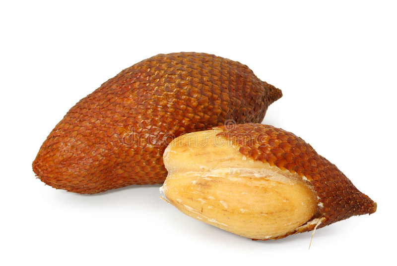 salak de fruit photos libres de droits