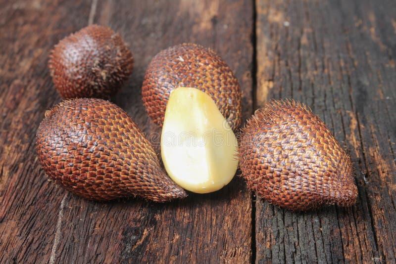 Salak, Sala, Palm Closeup, Asian fruit royalty free stock photo