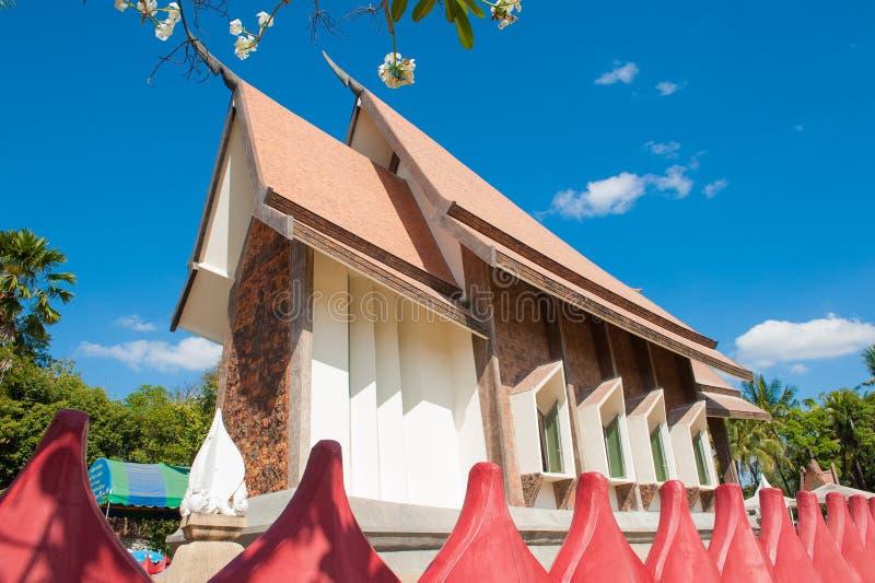 Salaloi van tempel Thaise wat stock afbeeldingen