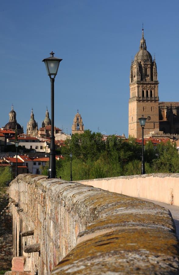 Salamanca fotografía de archivo libre de regalías