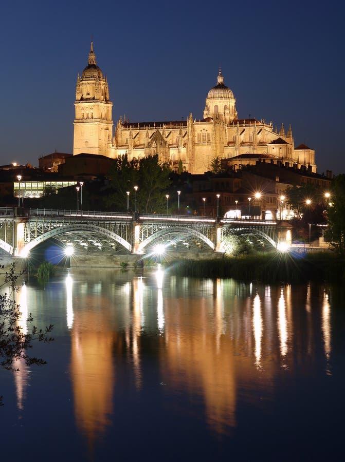 Salamanca imagen de archivo libre de regalías