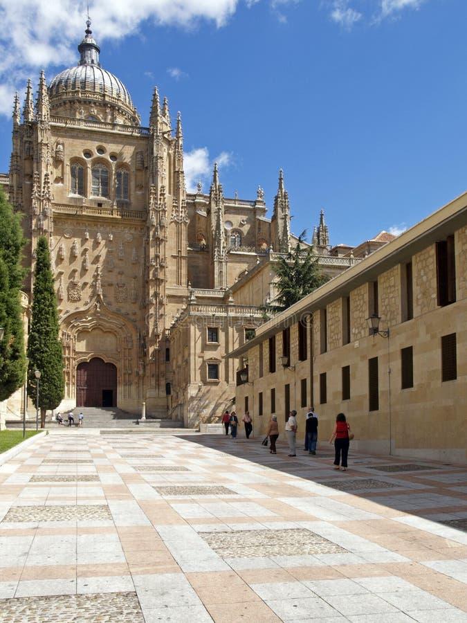 Salamanca royalty-vrije stock foto