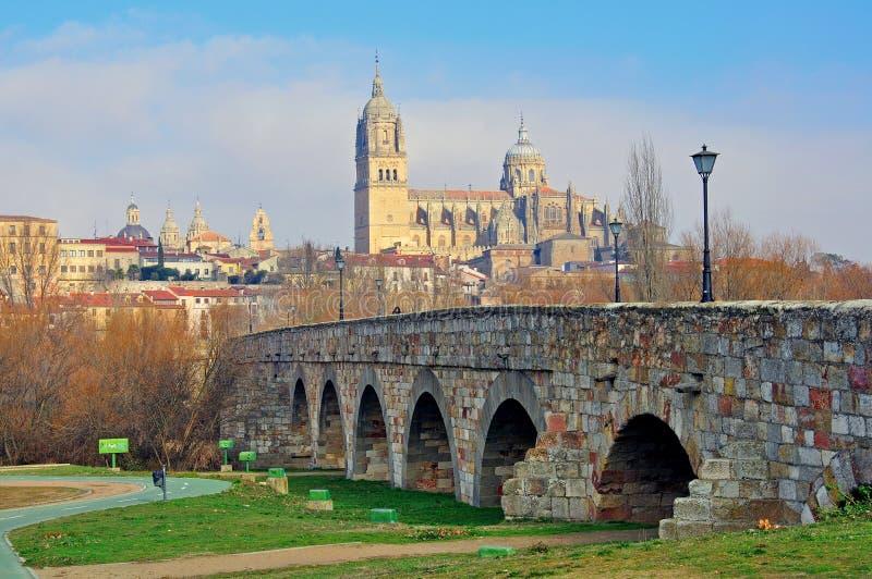 Salamanca foto de archivo