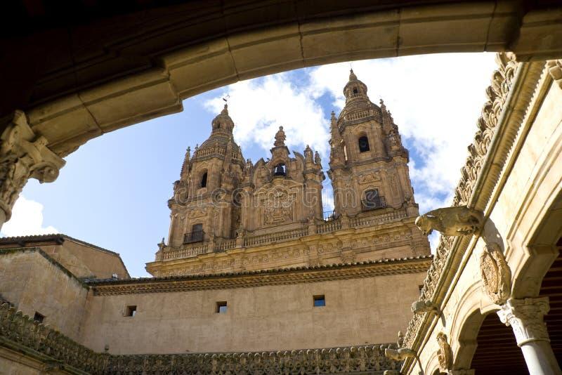 Salamanca imagem de stock royalty free