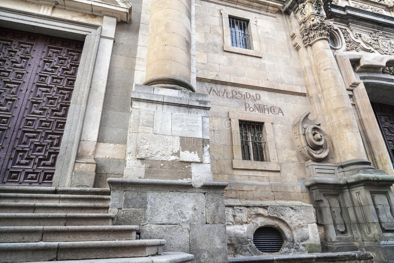 Salamanca, Castilla León, España fotografía de archivo libre de regalías