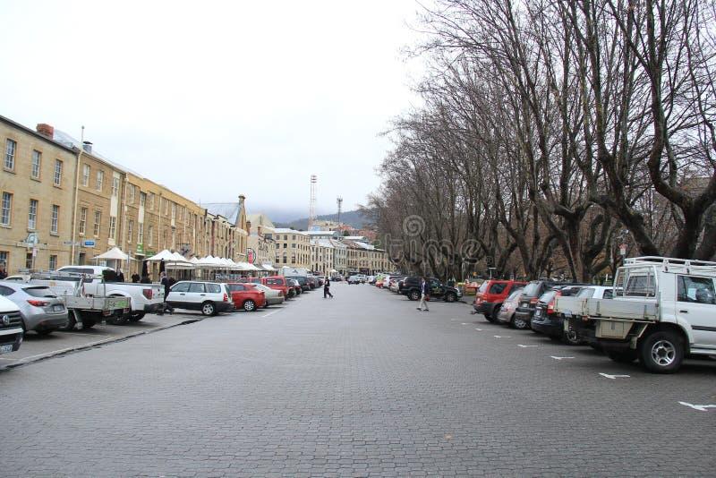 Salamanca-Platz stockfoto