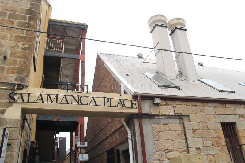 Salamanca-Platz lizenzfreies stockfoto
