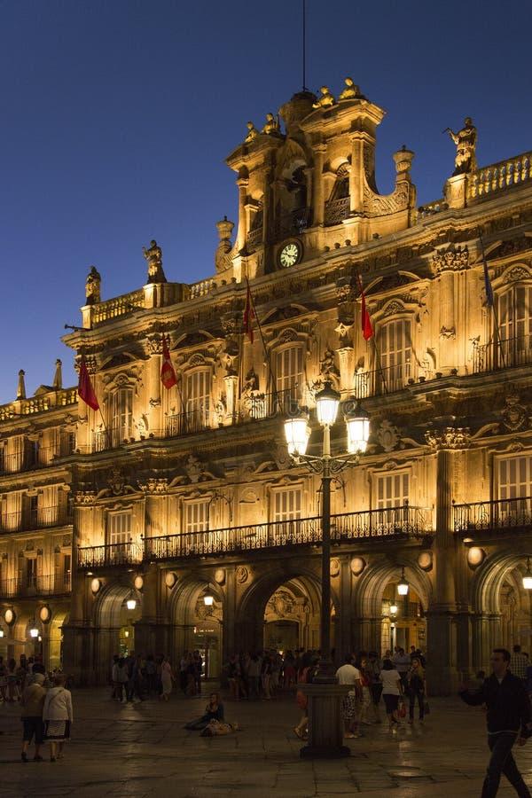 Download Salamanca - Plaza Major - Spain Editorial Stock Image - Image: 26668994
