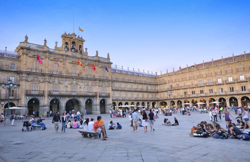 Download Salamanca, Spain. editorial photography. Image of castilla - 24988387