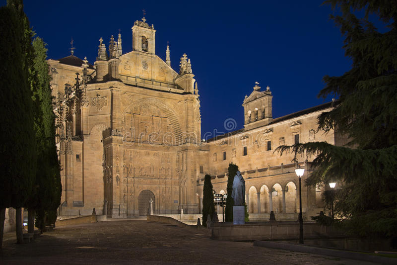 Download Salamanca - Spain stock image. Image of architecture - 26629987