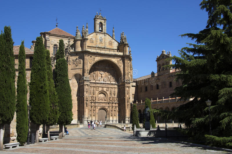 Download Salamanca - Spain editorial photography. Image of religion - 26630092