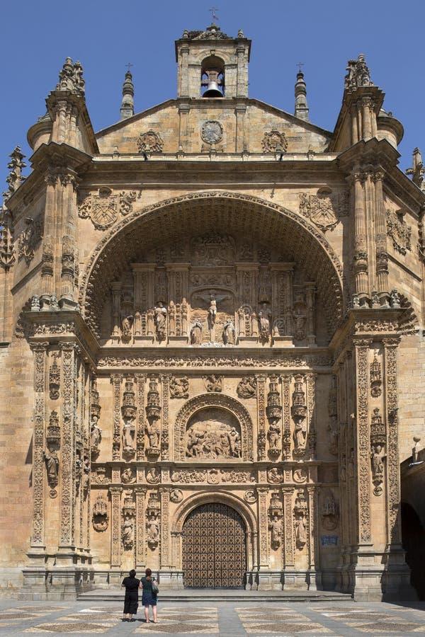 Download Salamanca - Spain editorial image. Image of san, religion - 26754030