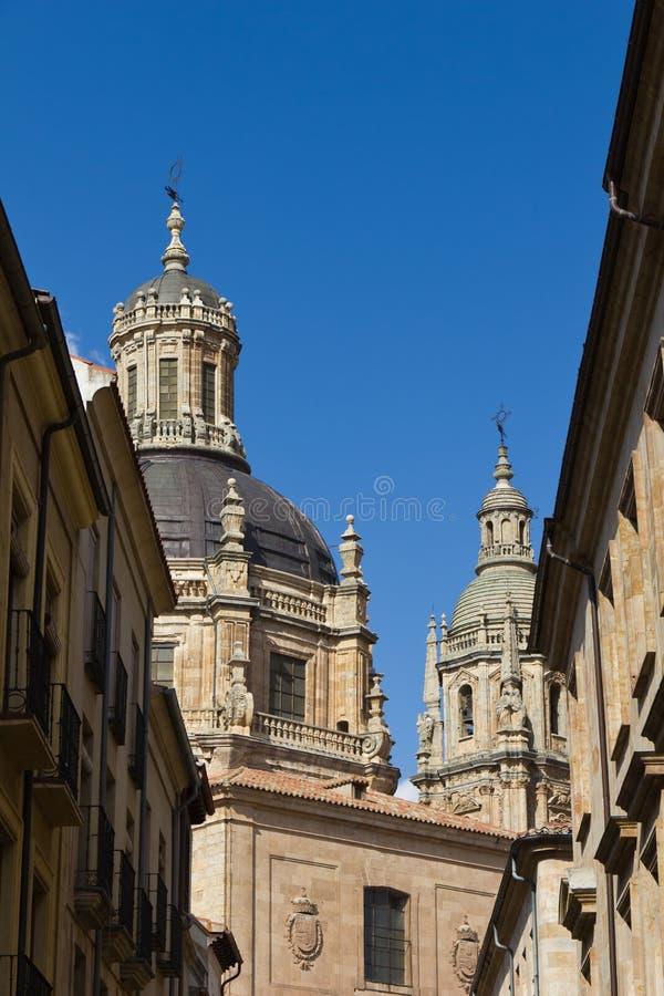 Salamanca - Universidad Pontificia imagen de archivo libre de regalías