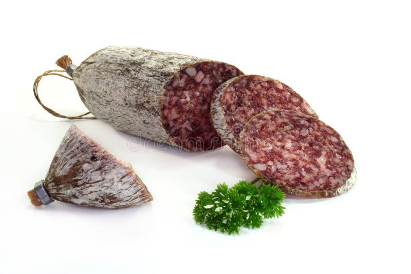 Salami fotos de stock