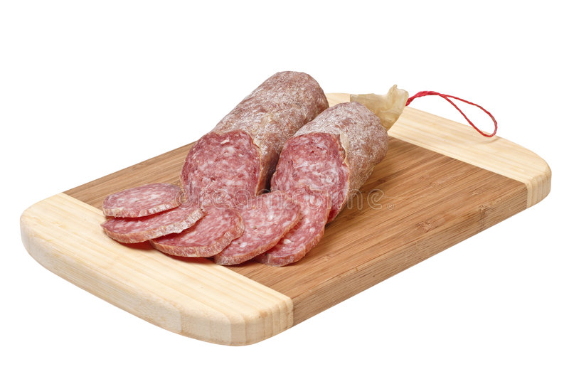 Download Salami stock image. Image of meat, culture, buffet, tasty - 5206087