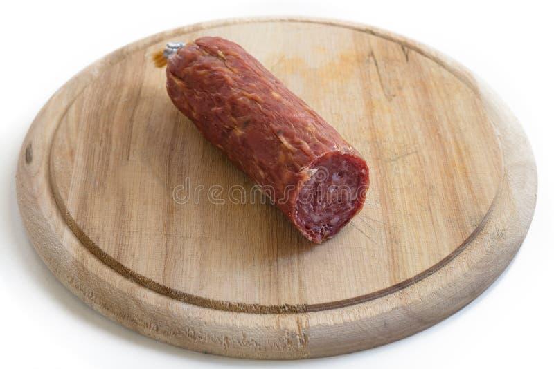 Salami italiano fotos de stock