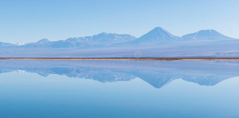 Salar de Atacama fotografía de archivo libre de regalías