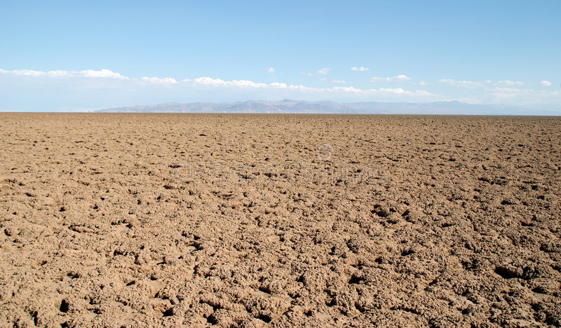 Salar de Atacama, o Chile imagens de stock royalty free