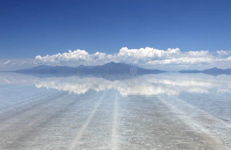 Salar de Uyuni fotografia de stock royalty free