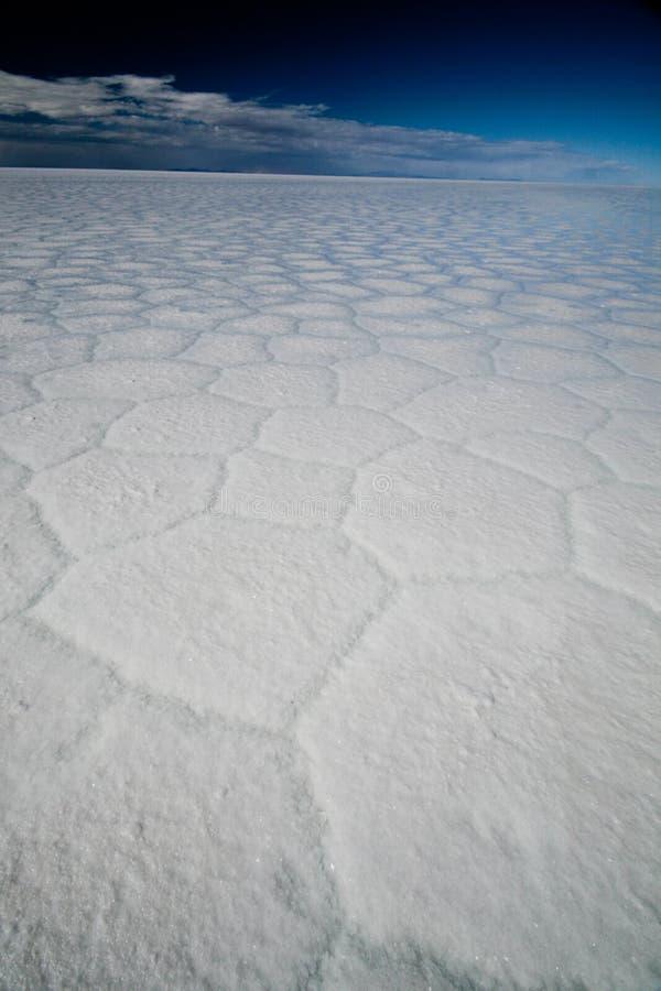 Salar de Uyuni immagine stock