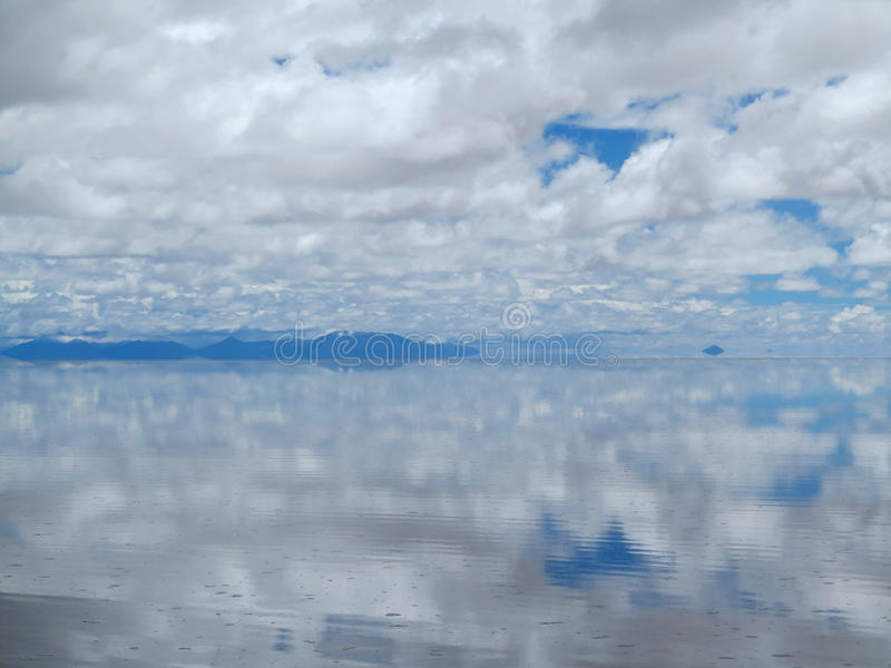 Salar DE Uyuni royalty-vrije stock fotografie