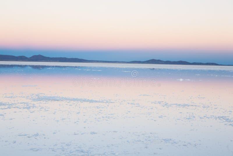 Salar De Uyuni, BOLÍVIA imagem de stock