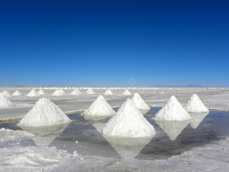 Salar de Uyuni, Bolívia. fotos de stock