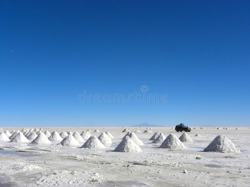 Salar de Uyuni, Bolívia. fotografia de stock