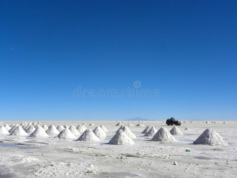 Download Salar de Uyuni, Bolivia. stock photo. Image of lagoon - 18964272