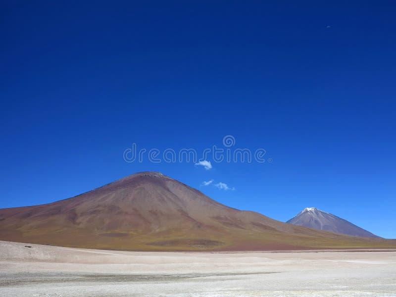 Salar de Uyuni Bolivia photo libre de droits