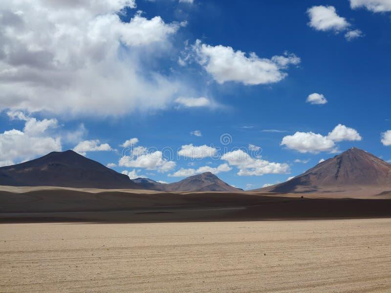 Salar de Uyuni Bolivia photo stock