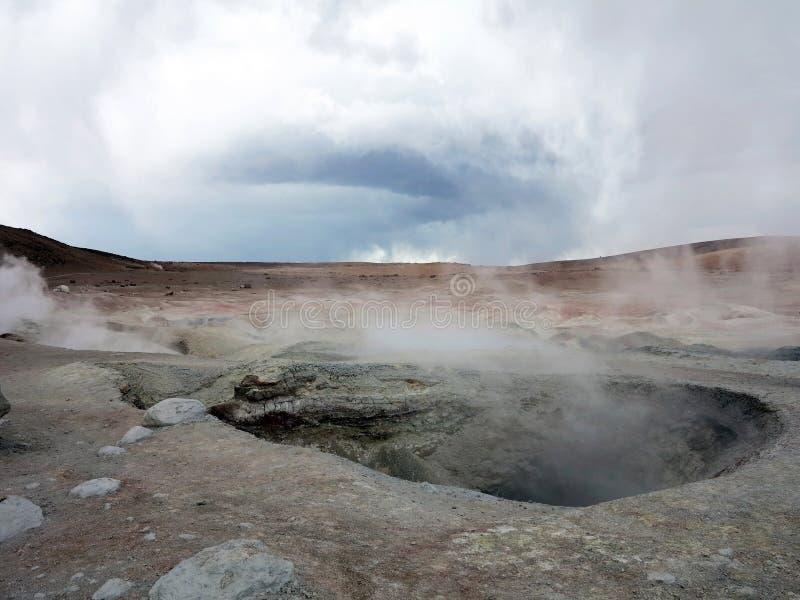 Salar de Uyuni Bolivia image stock