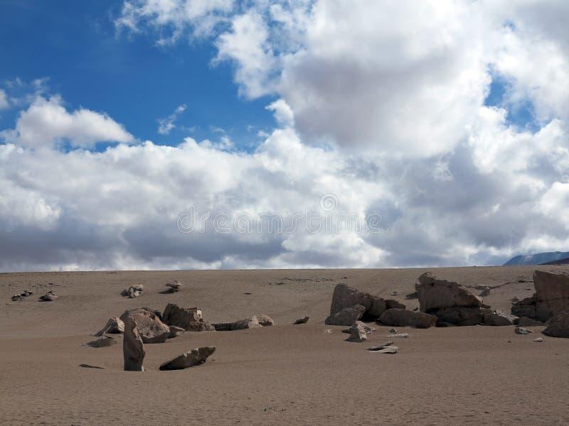 Salar de Uyuni Bolivia photos libres de droits
