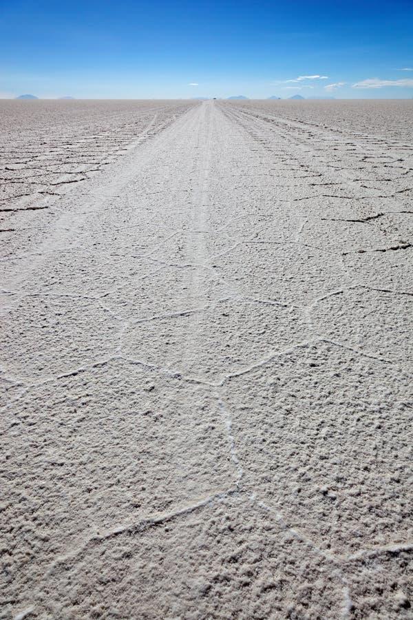 Salar de Uyuni, Bolivia, Suramérica imagen de archivo
