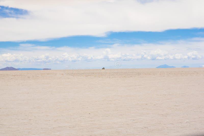 Salar de Uyuni, das größte Salzflachgebiet der Welt, Altiplano, Bolivien, Südamerika stockbilder