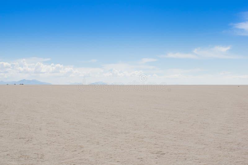 Salar de Uyuni, das größte Salzflachgebiet der Welt, Altiplano, Bolivien, Südamerika lizenzfreie stockbilder