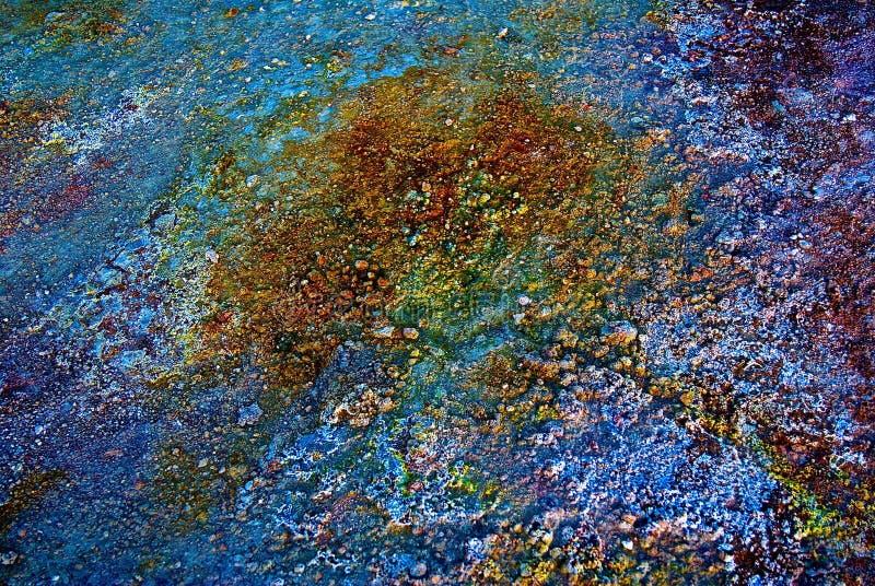 Salar De Uyuni Kołysający fotografia stock
