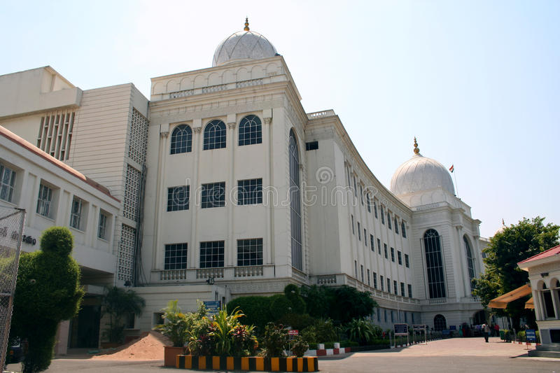 Salar Jung Museum stock photos