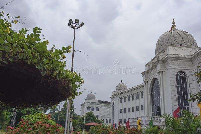 Salar jung museum. At Hyderabad India stock photo