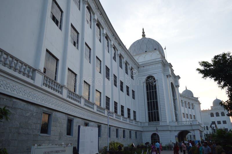 Salar Jung Museum Hyderabad, Indien fotografering för bildbyråer