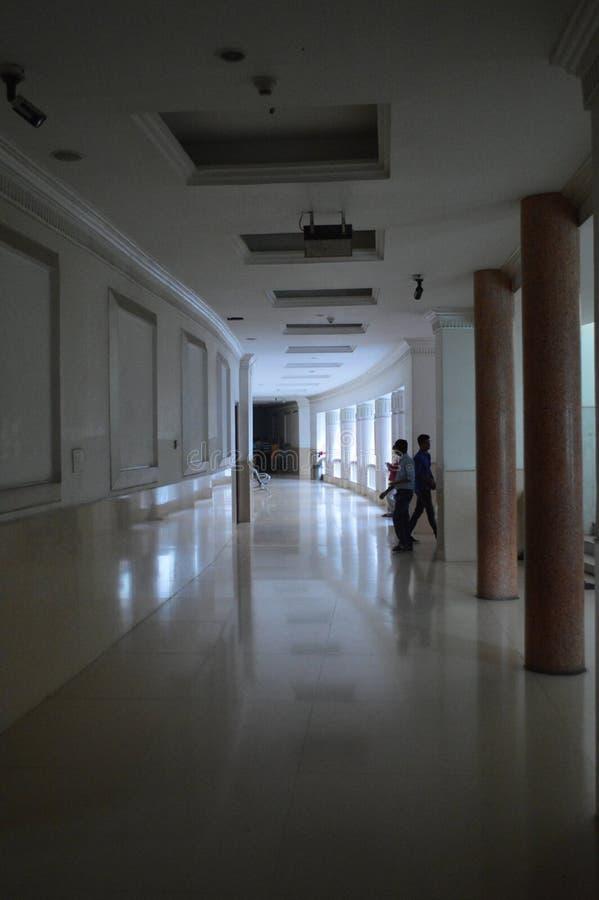 Salar Jung Museum Hyderabad, Indien royaltyfria bilder