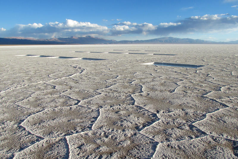 Salar Uyuni stock photography