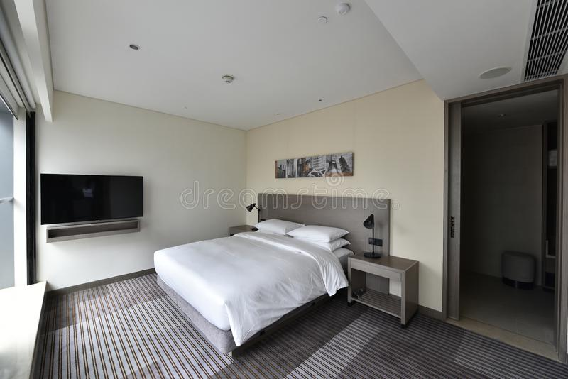 salas de hotel Estrela-avaliados foto de stock