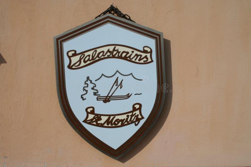 Download Salastrains Ski Hut, St. Moritz Editorial Stock Image - Image: 23289694