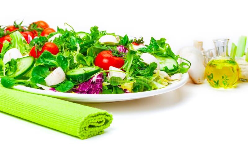 Salat, шлихта, Ã-l стоковое фото rf