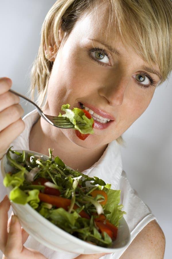 Salat stockfoto